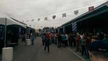 Entry to Volksfest